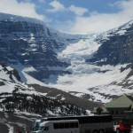 Columbia Glacier Icefields Jasper National Park May 2013