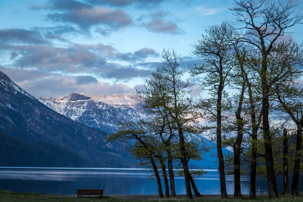 Upper Waterton Lake May 2015