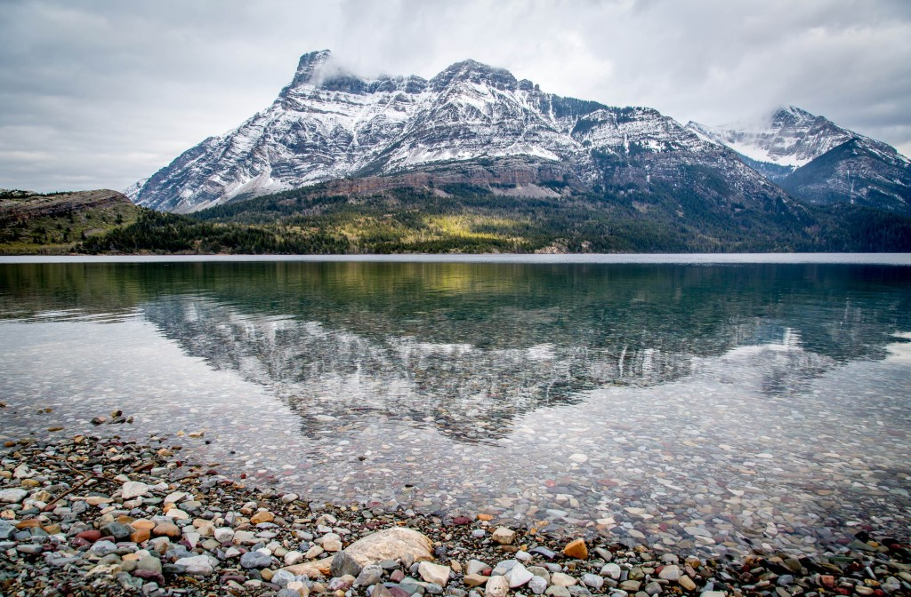 Upper Waterton Lakes May 2015